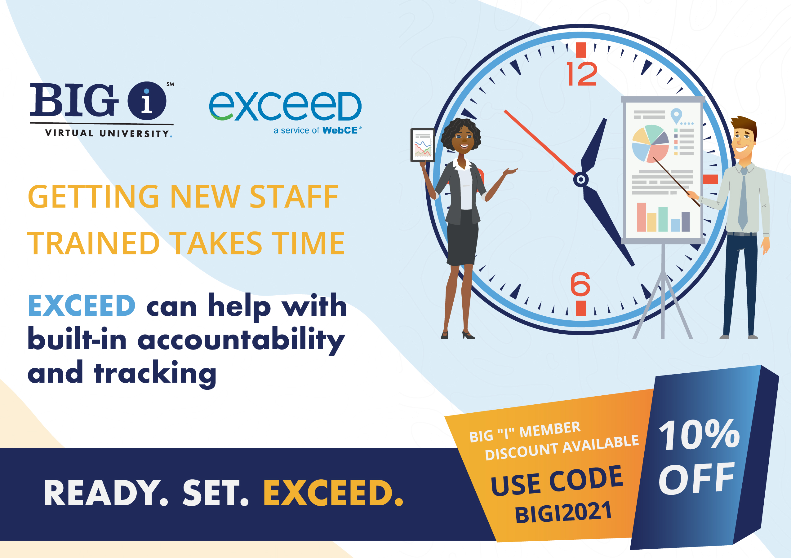 Exceed: Exciting Engaging and Effective Learning
