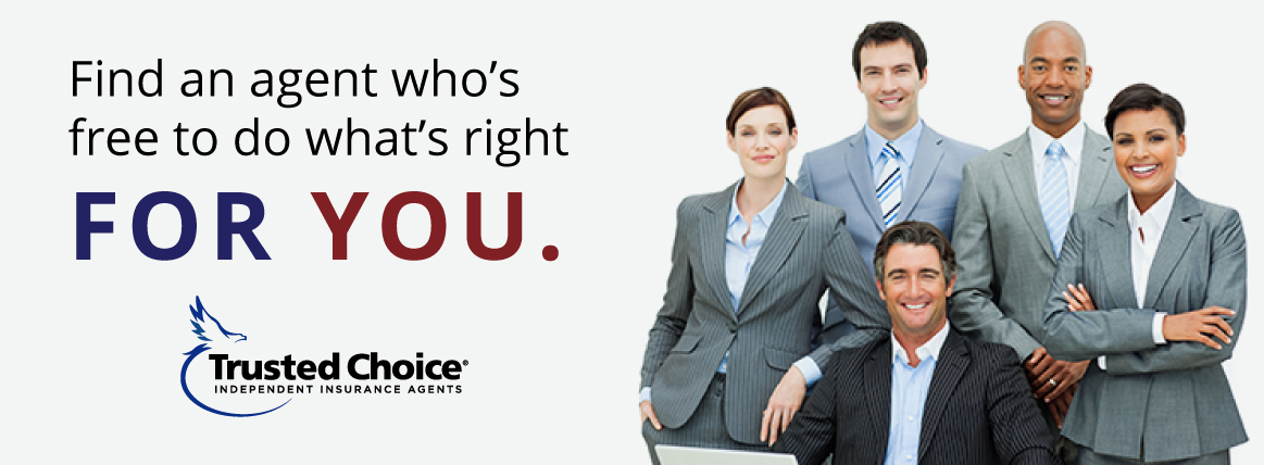 Find an Agent Who's  Free to Do What's Right For You.