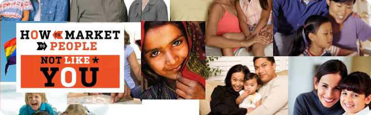 Grid of photos with a variety of ethnically diverse families and nationalities