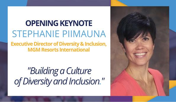 Building a Culture of Diversity and Inclusion, Presented by Stephanie Piimauna