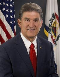 Senator Joe Manchin West Virgina Thursday Lunch DEM jm3 portrait.jpg