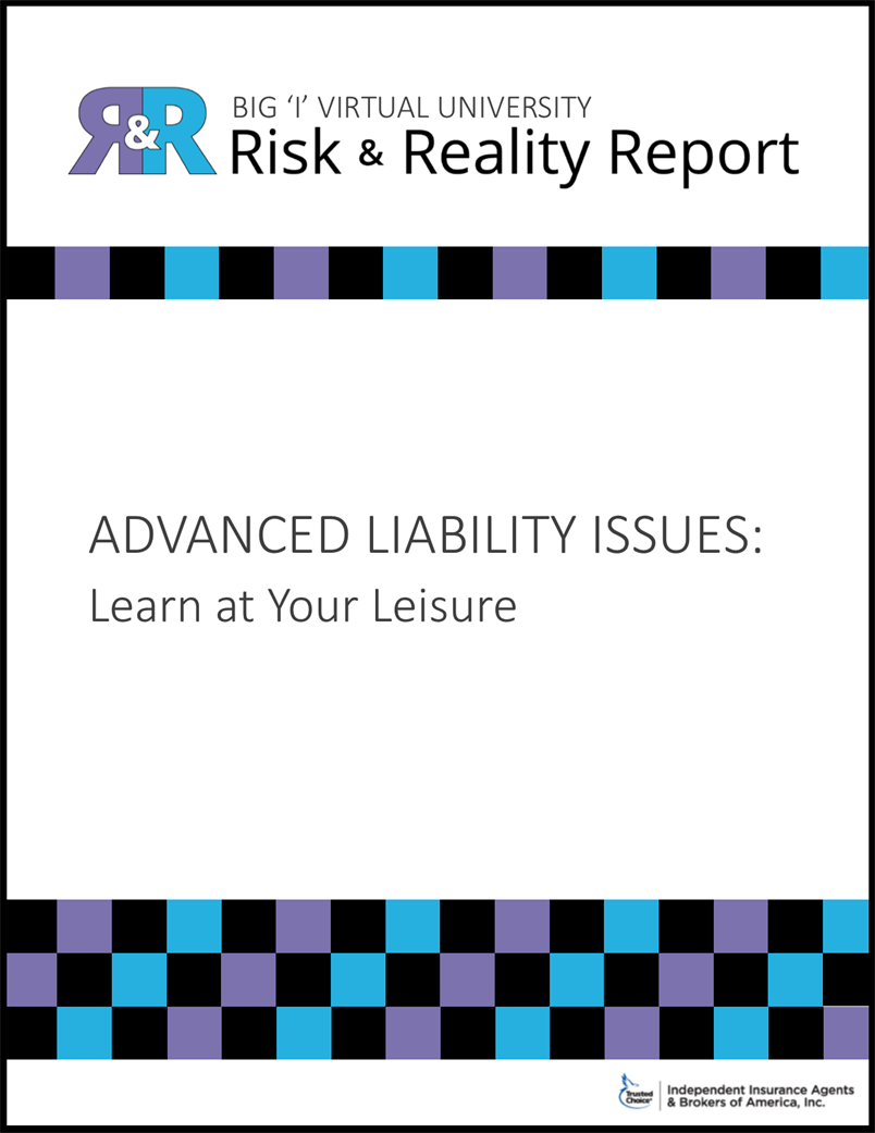 Advanced Liability Issues R&R Cover page.png