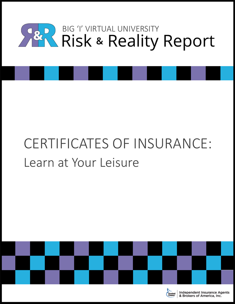 Certificates of Insurance R&R Cover page.png
